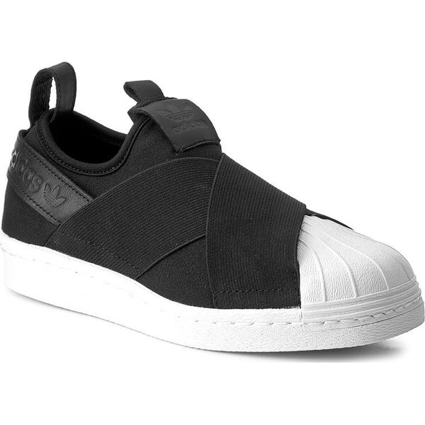 promo code b0a69 916ea Buty adidas - Superstar SlipOn BZ0112 Cblack Cblack Cblack - Buty sportowe  na co dzień męskie marki ADIDAS. W wyprzedaży za 259.00 zł.
