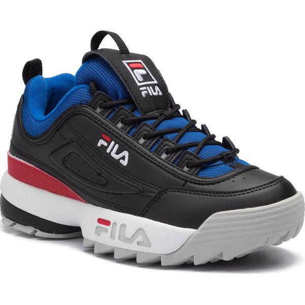Sneakersy FILA Disruptor Cb Low 1010707.25Y Black