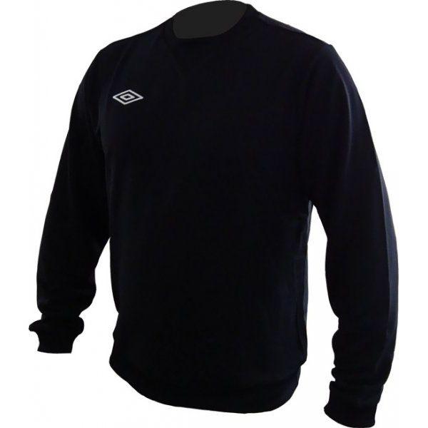 1571e4d655f522 Umbro Bluza Trng Poly Ii Blk/Whi Xxl - Bluzy bez kaptura męskie ...