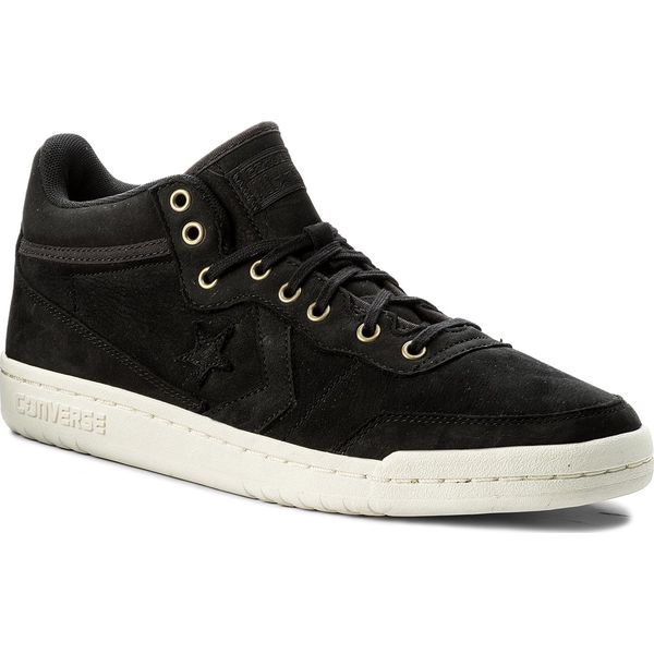 Sneakersy CONVERSE Fastbreak Mid 157699C BlackBlackEgret