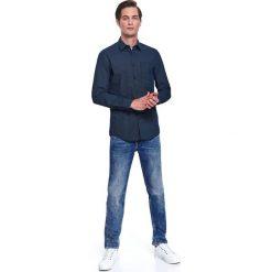 Top secret koszule męskie Koszule męskie Kolekcja lato  REVWd