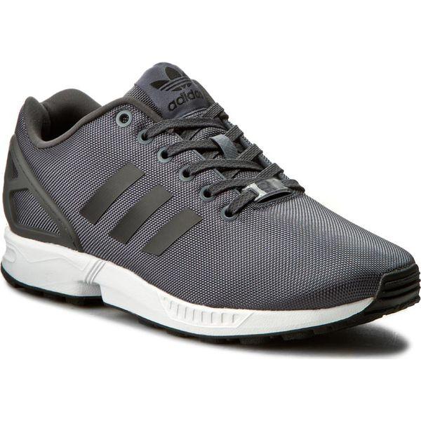 adidas buty męskie zx flux szare