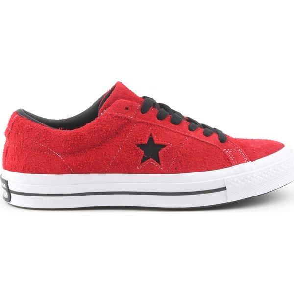 Converse One Star Tenisówki Czerwony