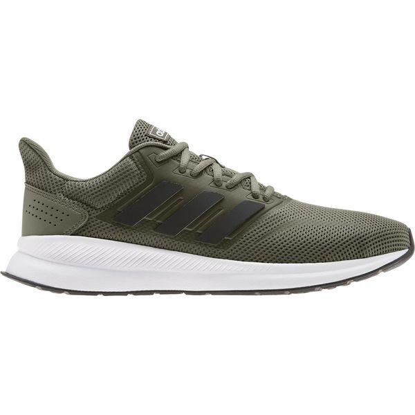 Adidas buty do biegania m?skie RunfalconRawkhaCblackFtwwht 43,3