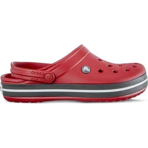 sklep internetowy nowy haj gdzie kupić Crocs Klapki unisex Crocband Pepper czerwone r. 46/47