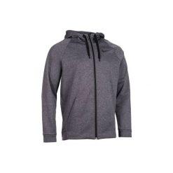 325556e736ed1 Bluza na zamek z kapturem Gym & Pilates 900 męska. Bluzy z kapturem męskie  marki