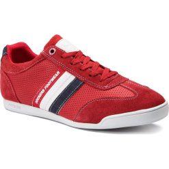 Czerwone buty sportowe m?skie ADIDAS Kolekcja zima 2019