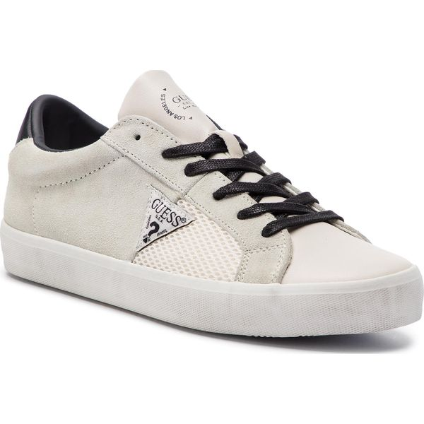 cefbe8ff7d207 Sneakersy GUESS - Statement FM6STA SUE12 WHITE - Buty sportowe na co ...