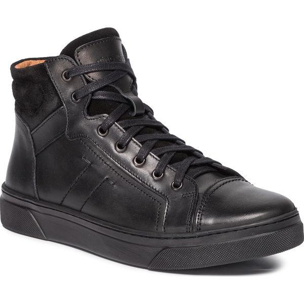 Sneakersy GINO ROSSI 360 Black
