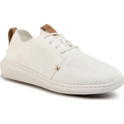 Sneakersy CLARKS Un Costa Lace 261401647 White Leather