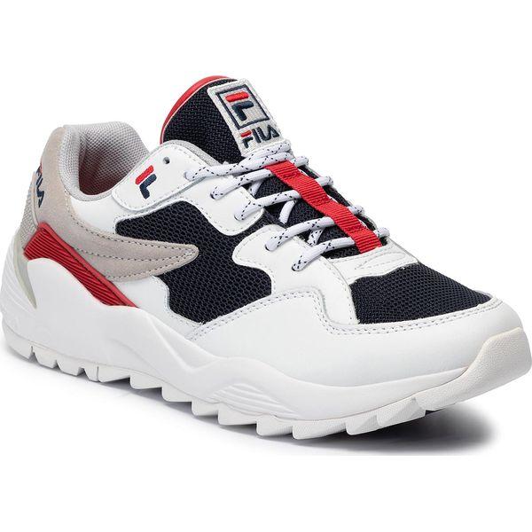 Sneakersy FILA Vault Cmr Jogger Cb Low 1010588.01M WhiteFila NavyFila Red