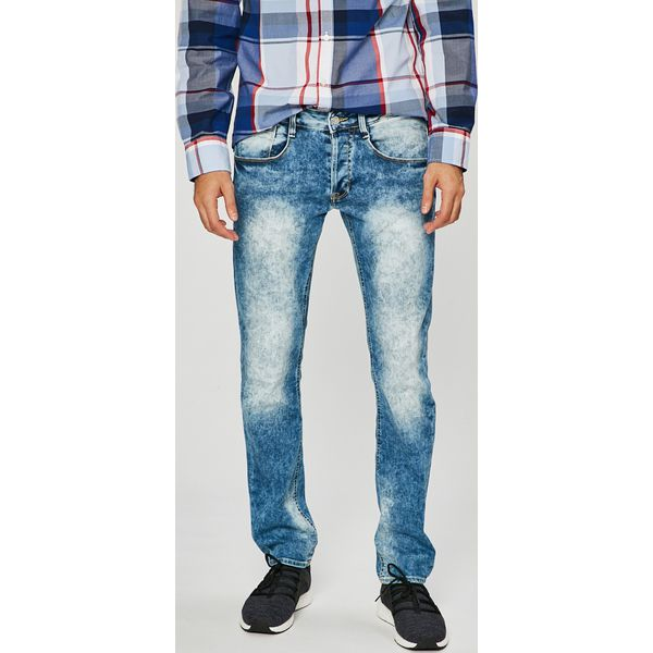 648b7dae3e39b Guess Jeans - Jeansy Vermont - Jeansy męskie marki Guess Jeans. W ...