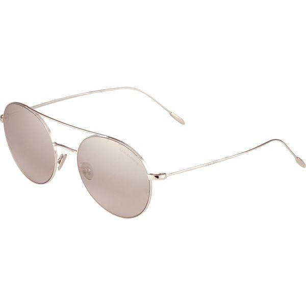 05de98970ba155 Giorgio Armani Okulary przeciwsłoneczne light grey - Szare okulary ...