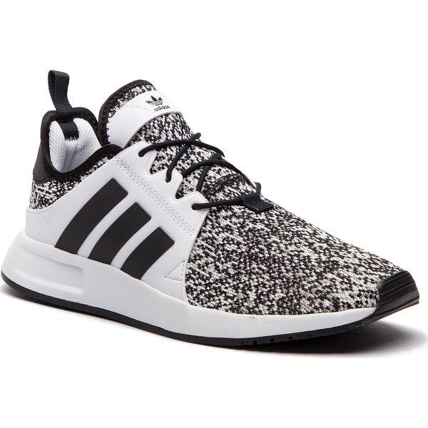 Buty adidas Czarny Sneakersy Obuwie Męskie materiał X_Plr