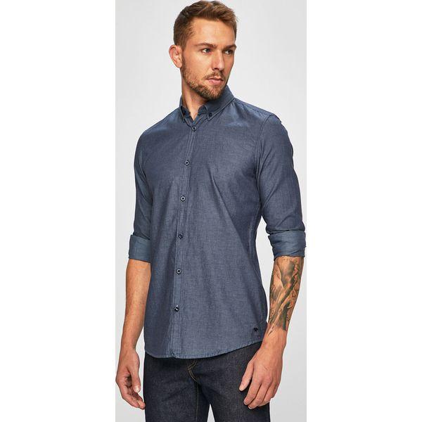 Tom Tailor Denim Koszula Niebieskie koszule męskie TOM