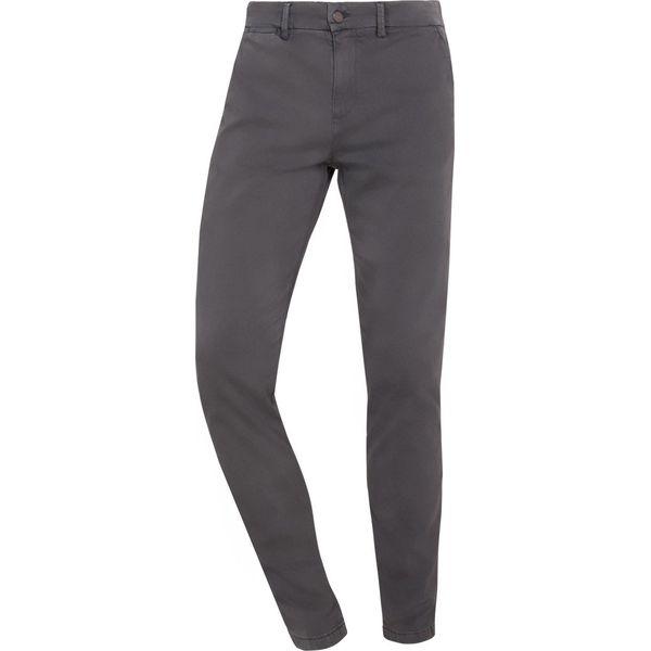 bff1d98a70a1e 7 for all mankind Chinosy graphite - Eleganckie spodnie męskie marki ...