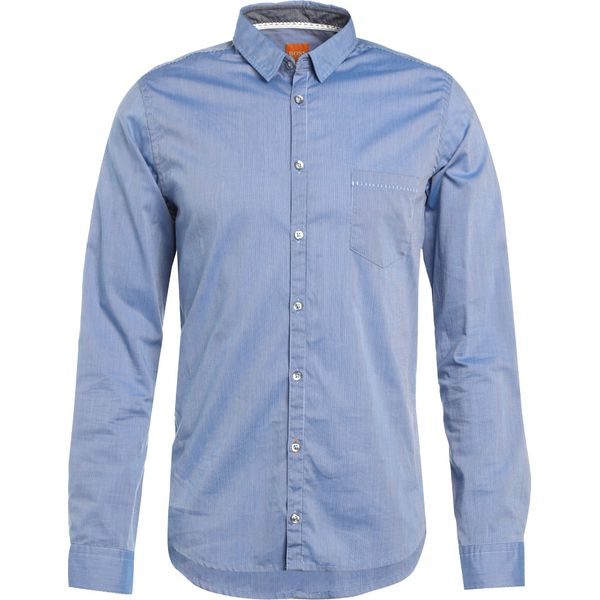 9cf9de0d9a0b3 BOSS Orange EGLAM EXTRA SLIM FIT Koszula dark blue - Niebieskie ...