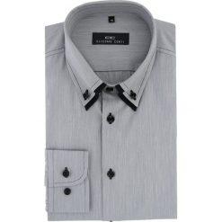 Szara koszula męska MARCO 16 04 08 k Giacomo Conti
