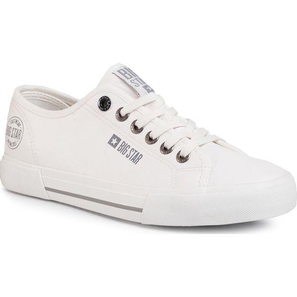 Tenisówki BIG STAR FF174054 White