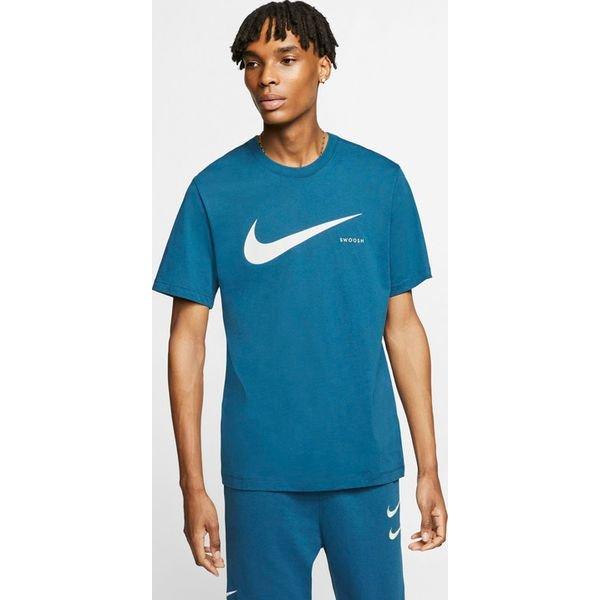 Nike Sportswear Swoosh Koszulka Niebieski