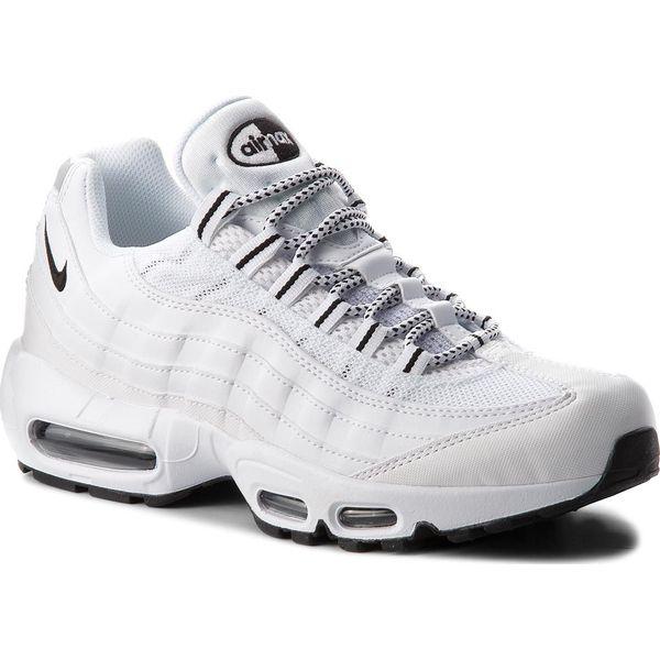 separation shoes d3d61 e483f Buty NIKE - Air Max 95 609048 109 WhiteBlackBlack - Buty sportowe na co  dzień męskie marki Nike. W wyprzedaży za 609.00 zł. - Buty sportowe na co  dzień ...