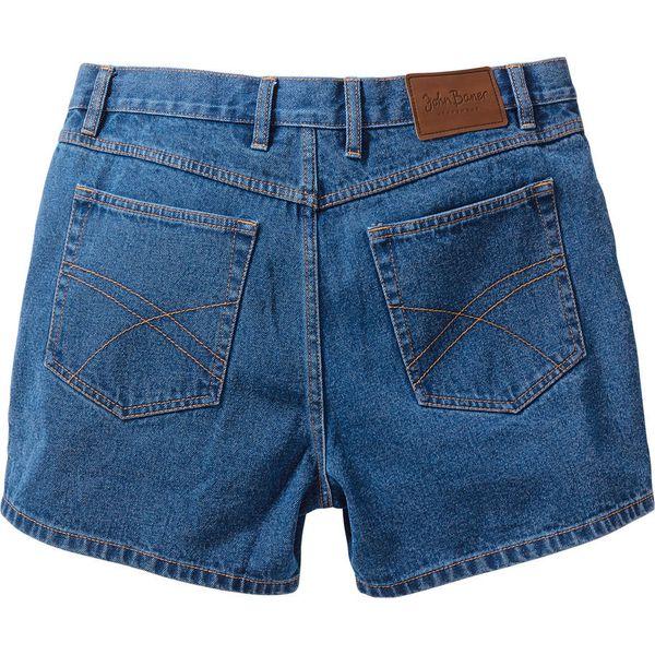 7f4474e90 Szorty dżinsowe bonprix niebieski - Jeansy męskie marki bonprix. Za ...