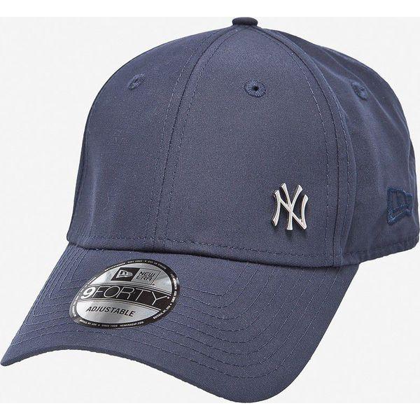 New Era - Czapka New York Yankees - Szare czapki męskie marki New ... 959d4d957e3