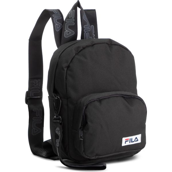 cb46cc0a5aaba Plecak FILA - Mini Strap Backpack Varberg 685053 Black 002 - Plecaki ...