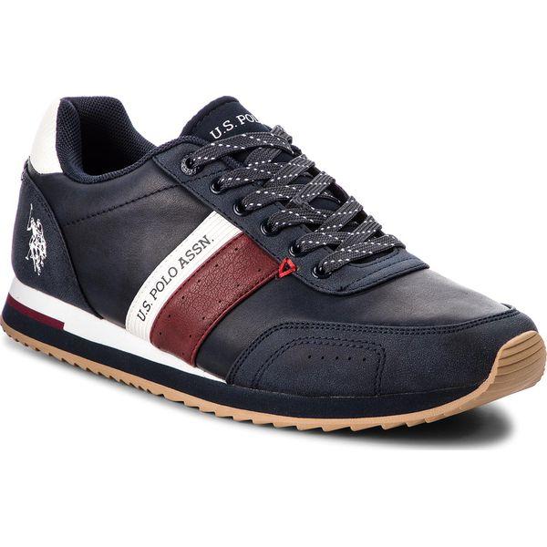 f058b1b8 Sneakersy U.S. POLO ASSN. - Vance XIRIO4133W8/Y1 Dkbl - Buty sportowe na co  dzień męskie U.S. Polo Assn. W wyprzedaży za 219.00 zł.