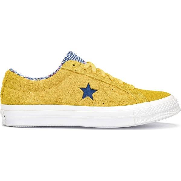 Converse One Star Tenisówki Żółty