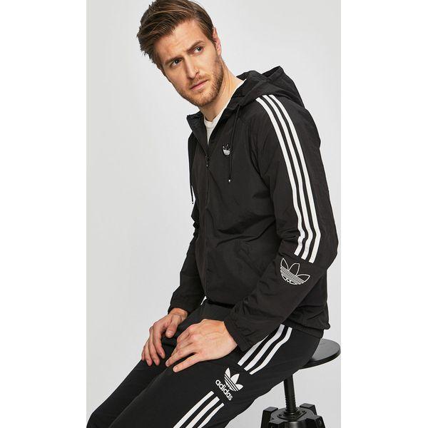 c487b61c9778c adidas Originals - Kurtka - Czarne kurtki męskie marki Adidas ...