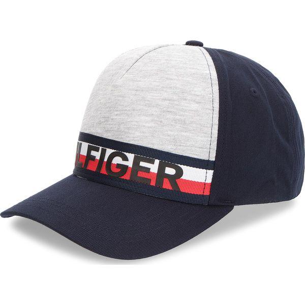 41843926 Czapka TOMMY JEANS - Tjm Hilfiger Stripe Cap AM0AM03272 004 ...
