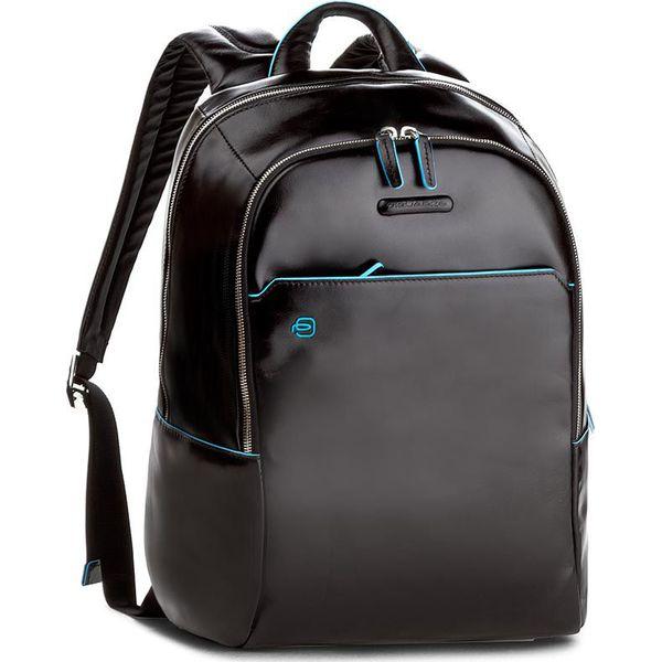 8c38f17f725b2 Plecak PIQUADRO - CA3214B2 N - Czarne plecaki męskie marki Piquadro ...