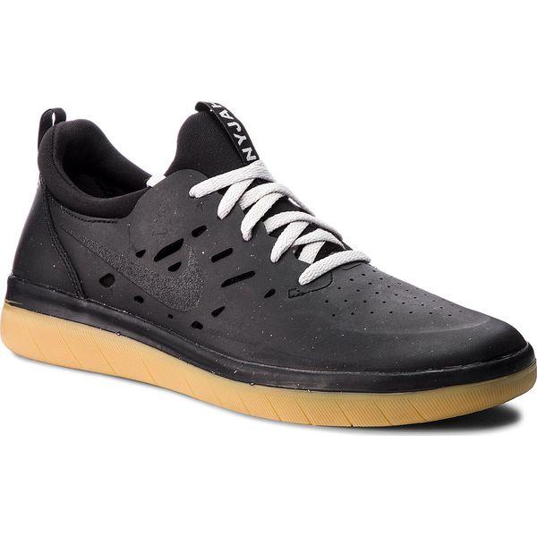 6f00f28a3fc174 Buty NIKE - Sb Nyjah Free AA4272 002 Black/Black/Gum Light Brown - Buty  sportowe na co dzień męskie Nike. W wyprzedaży za 339.00 zł.