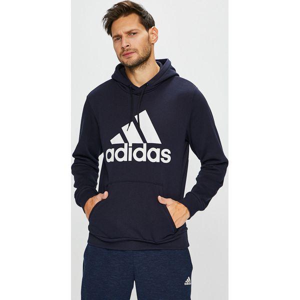 060cb5bb9 adidas Performance - Bluza - Bluzy nierozpinane męskie marki adidas ...