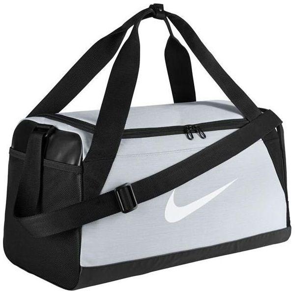 size 40 b01a4 3c04d Nike Torba sportowa BA5335 043 Brasilia S Duff szara - Szare