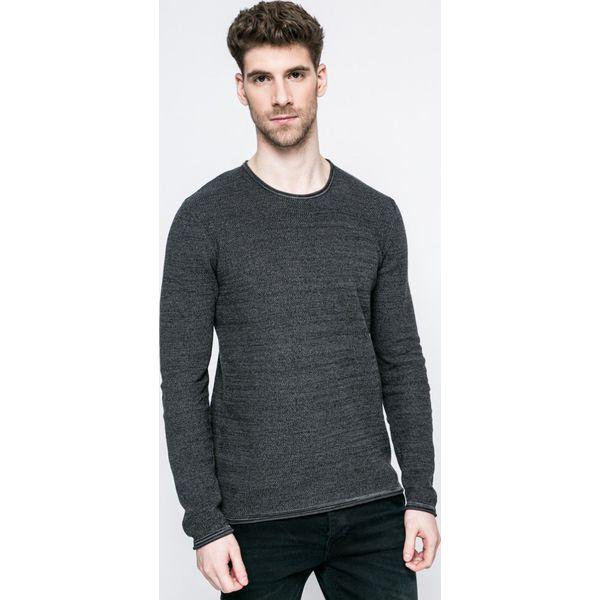 78bb26a3ee75 Blend - Sweter - Czarne swetry męskie marki Blend