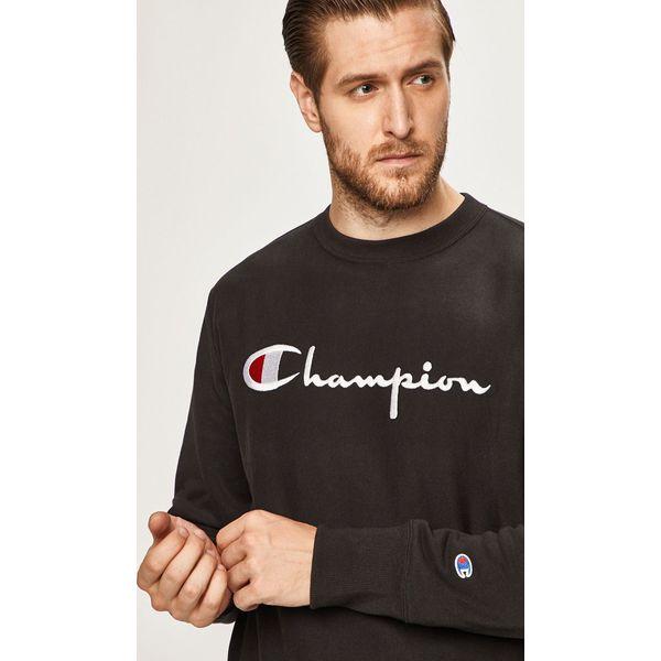 bluza champion męska brązowa