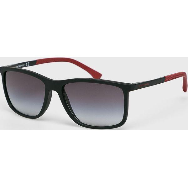 6b414e3508a551 Emporio Armani - Okulary - Okulary przeciwsłoneczne męskie marki ...