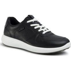 Sneakersy ECCO St.1 M 83623451901 OmbreMerigoldBlackWhite