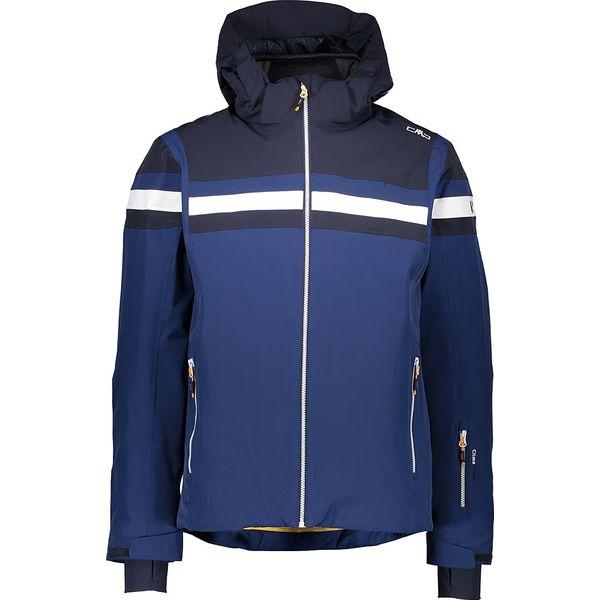 161be8820c Kurtka narciarska w kolorze niebieskim - Kurtki narciarskie i ...