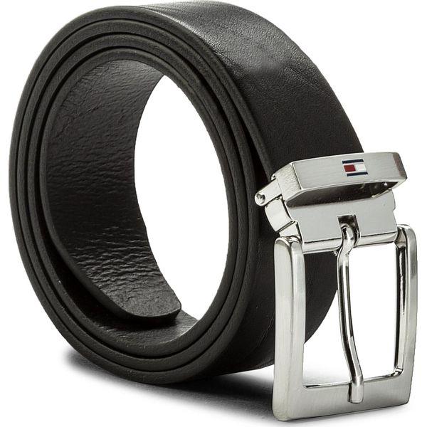 9c5fcff5de4b4 Pasek Męski TOMMY HILFIGER - Adjustable Belt 3.5 AM0AM03302 85 002 ...