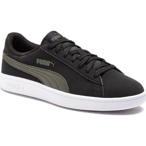 f3789c79ea35 Sneakersy PUMA - Smash V2 Buck 365160 05 Puma Black Puma Black ...