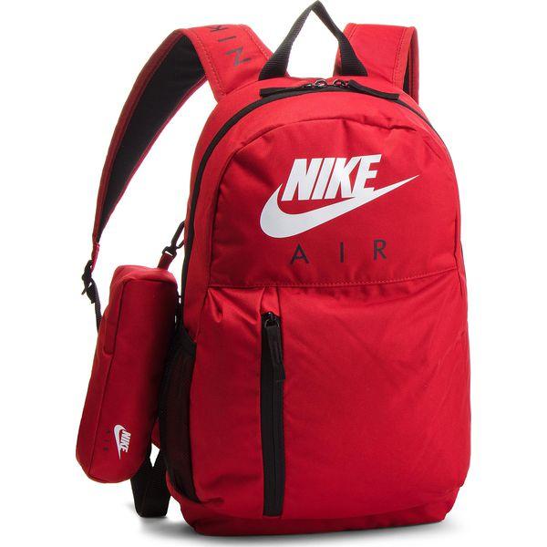 d4806454e411d Plecak NIKE - BA5767 687 - Czerwone plecaki męskie marki Nike
