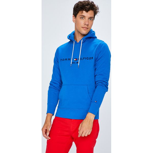 7eb290da2497d Tommy Hilfiger - Bluza - Bluzy z kapturem męskie marki Tommy ...