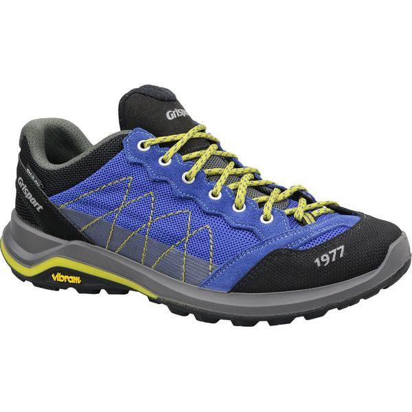 TREZETA męskie buty trekkingowe Flow WP Blue Green