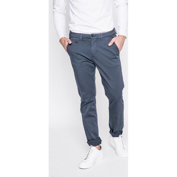 c42992f159e66 Guess Jeans - Spodnie Alain - Eleganckie spodnie męskie marki Guess ...