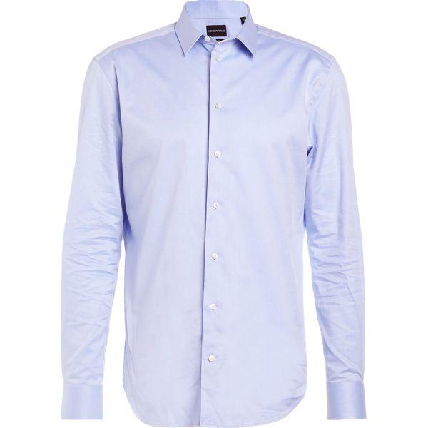 3c531dc9f Emporio Armani SMART SLIM FIT Koszula biznesowa azzuro - Niebieskie ...