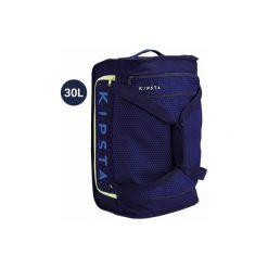 6d484a6efb7fcb Walizka do sportów zespołowych na kółkach CLASSIC 30 L. Niebieskie torby  sportowe męskie KIPSTA,