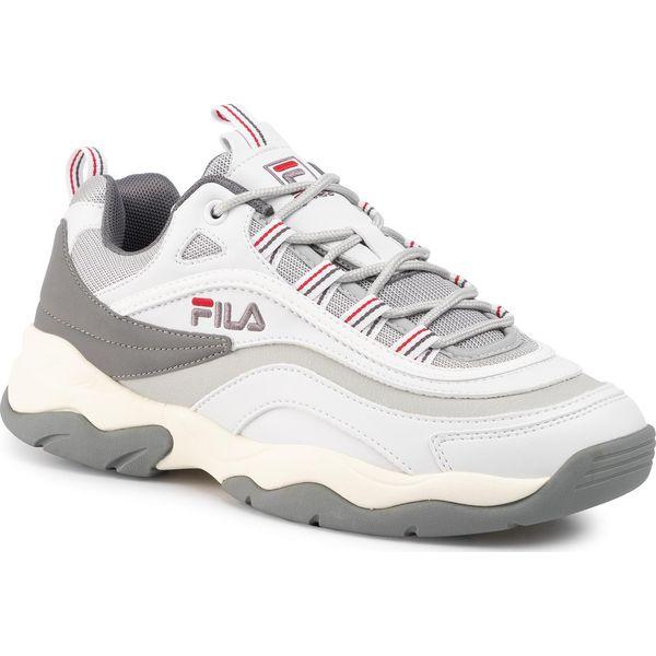 Sneakersy FILA Ray Tracer Cb 1010925.13Z BlackNeon Lime